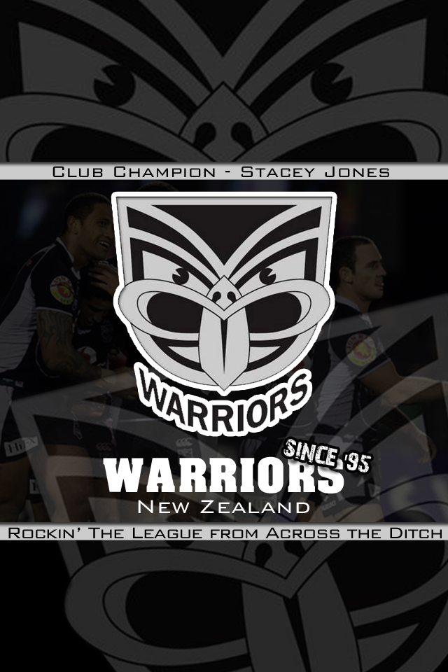 New Zealand Warriors Cell Phone Covers Phone Case Cover Warrior