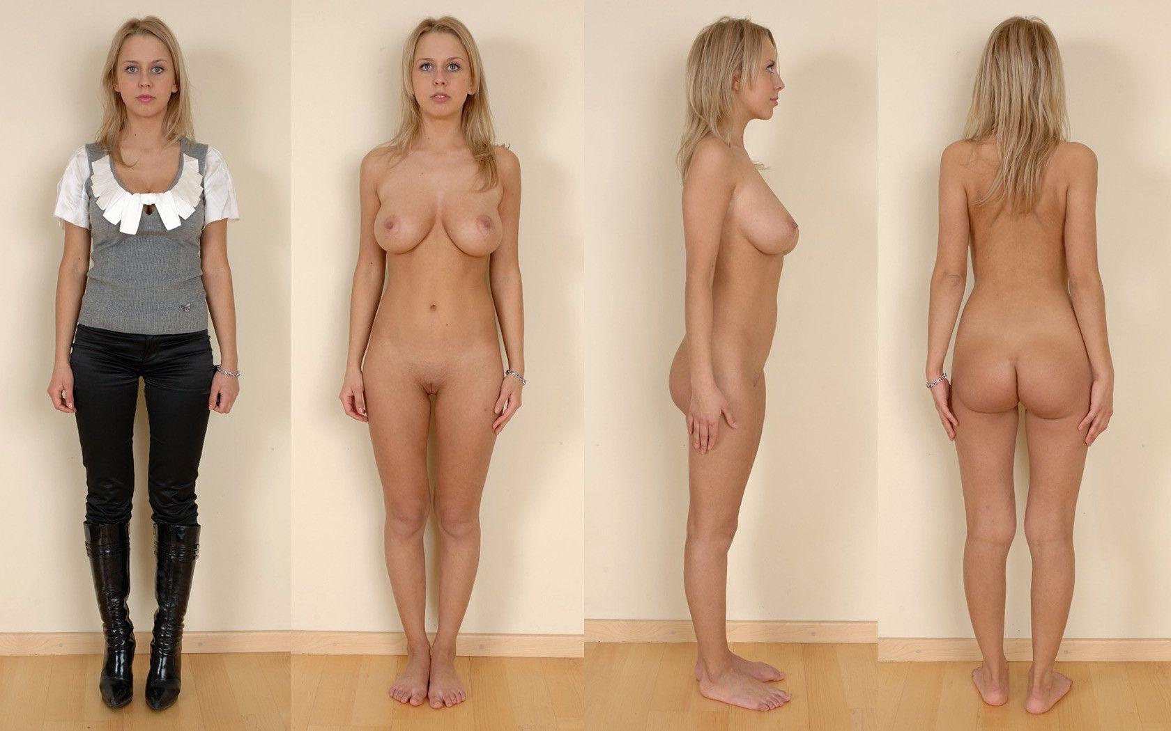 type body Woman nude
