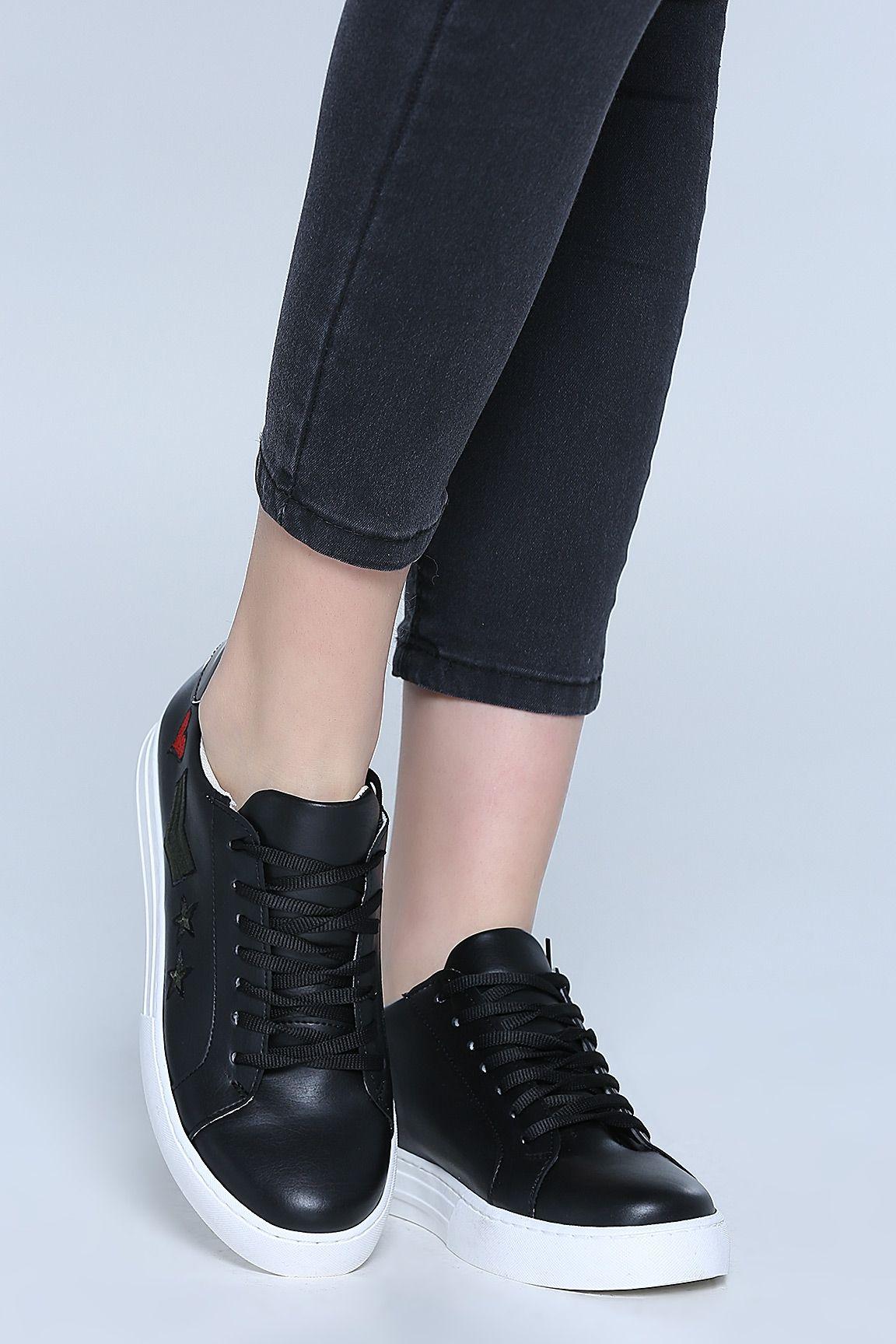 Siyah Bagcikli Bayan Ayakkabi Dress Shoes Men Shoes Dress Shoes