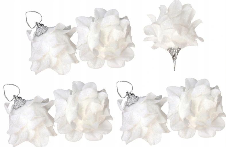 7 Szt Bombki Kwiatowe Szyszki Kwiaty Na Choinke 9815753202 Allegro Pl Ceiling Lights Decor Light