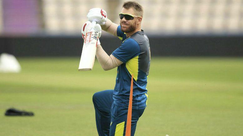 Cricket World Cup 2019 David Warner Using Bat Sensor To Counter Opposition Threat World Cup Match World Cup Cricket World Cup