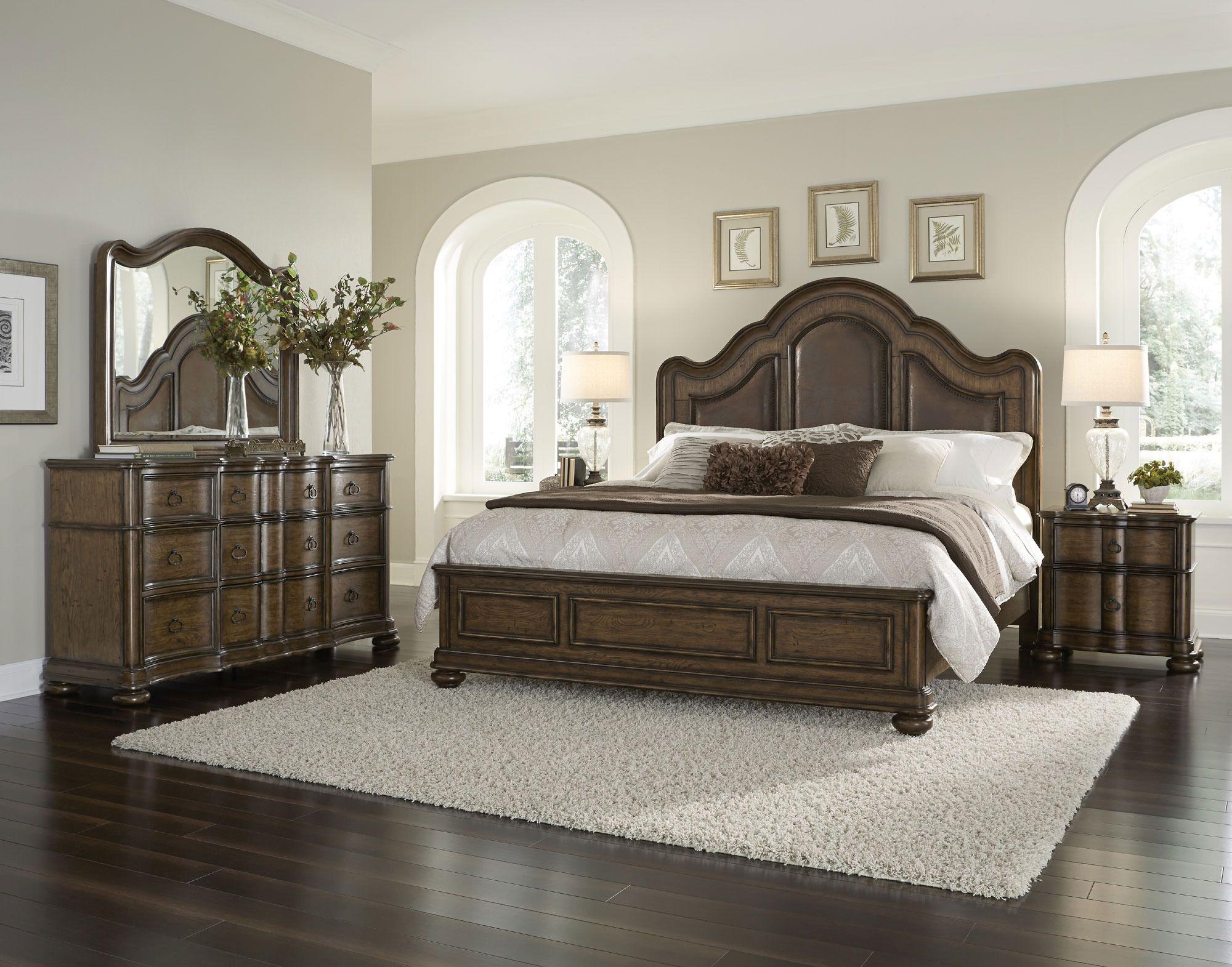 Quentin Low Profile Bedroom Set By Pulaski Home Gallery Stores Bedroom Set King Size Bedroom Sets Bedroom Sets