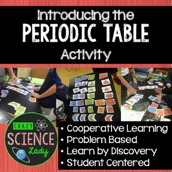 Periodic table of elements periodic table organizing and students introducing the periodic table this is one of my best sellers and my all time favorite lesson to teach introduce the periodic table with this puzzle urtaz Images
