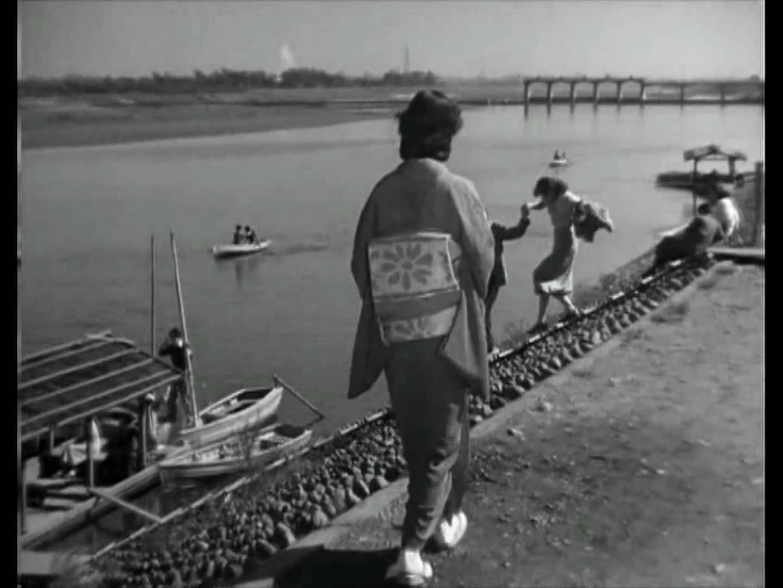 Au gré du courant : le cinéma de Naruse 成瀬 巳喜男