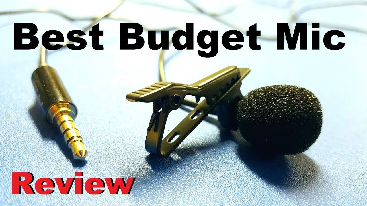 Random reviews ep 68 13 lavalier microphone from amazon