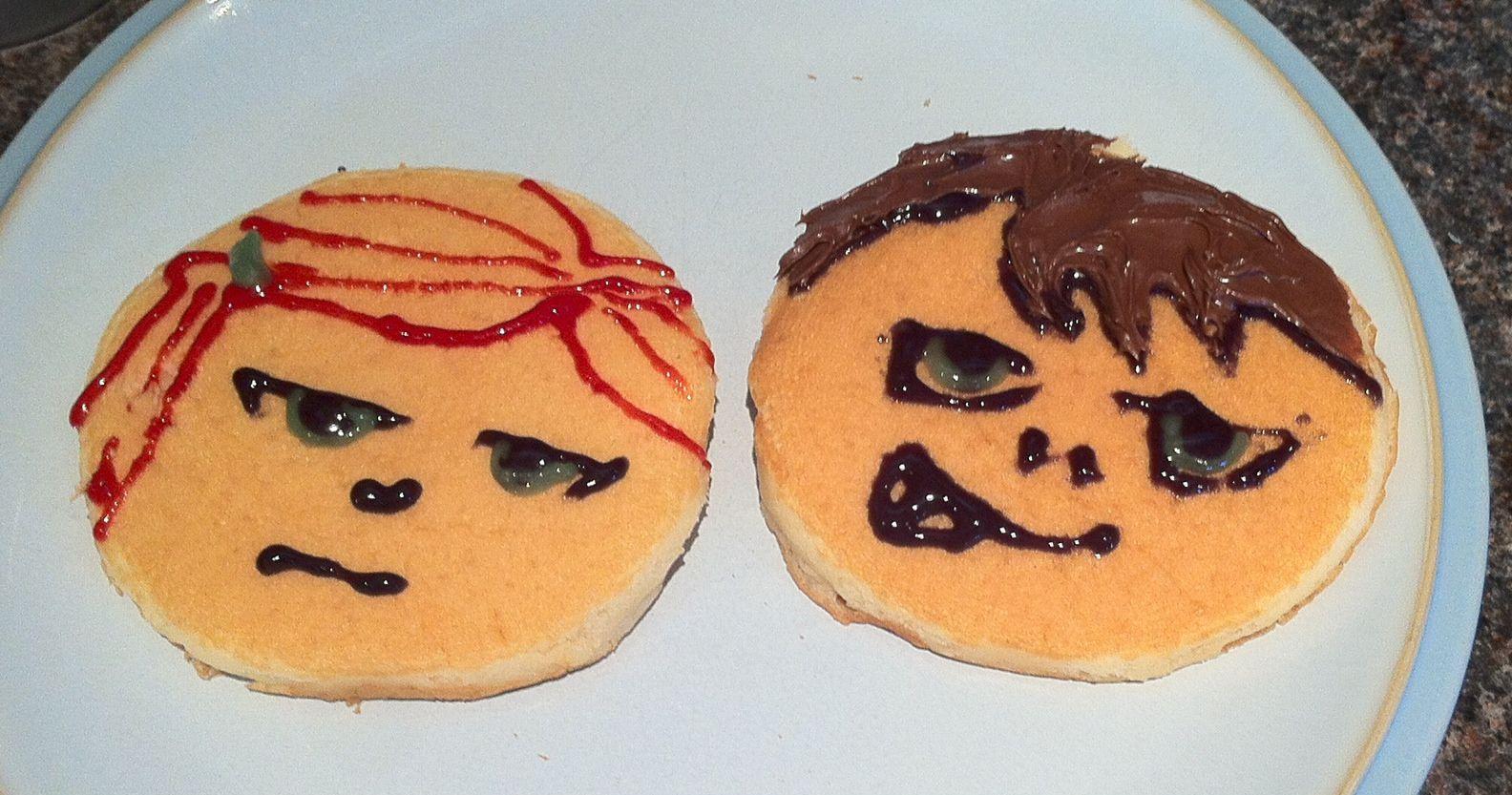 Ben and Gwen Tennison Pancakes