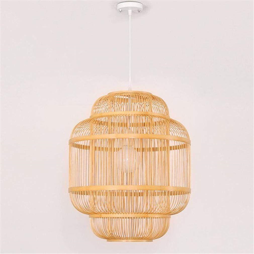 Plafonniers Lustres Luminaire Lustre Bambou Osier Rotin