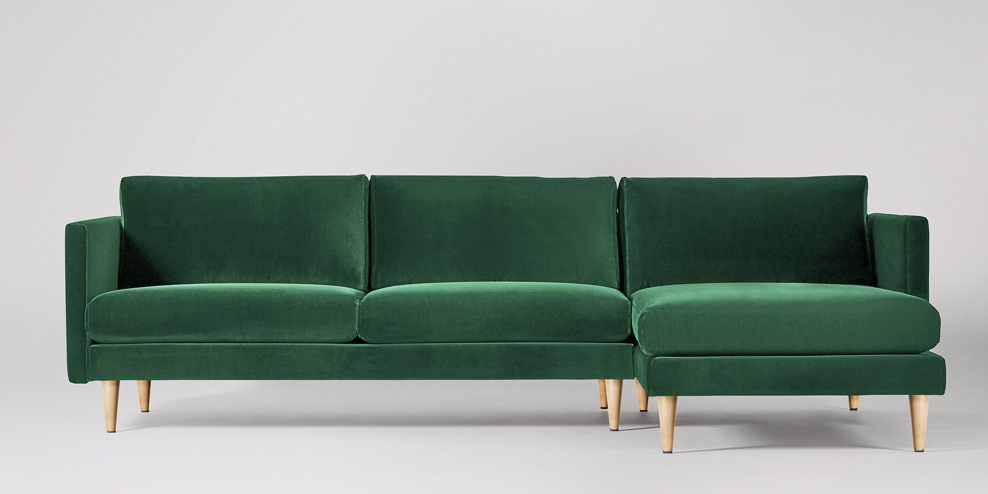 Tivoli Right Hand Corner Sofa Swoon Editions