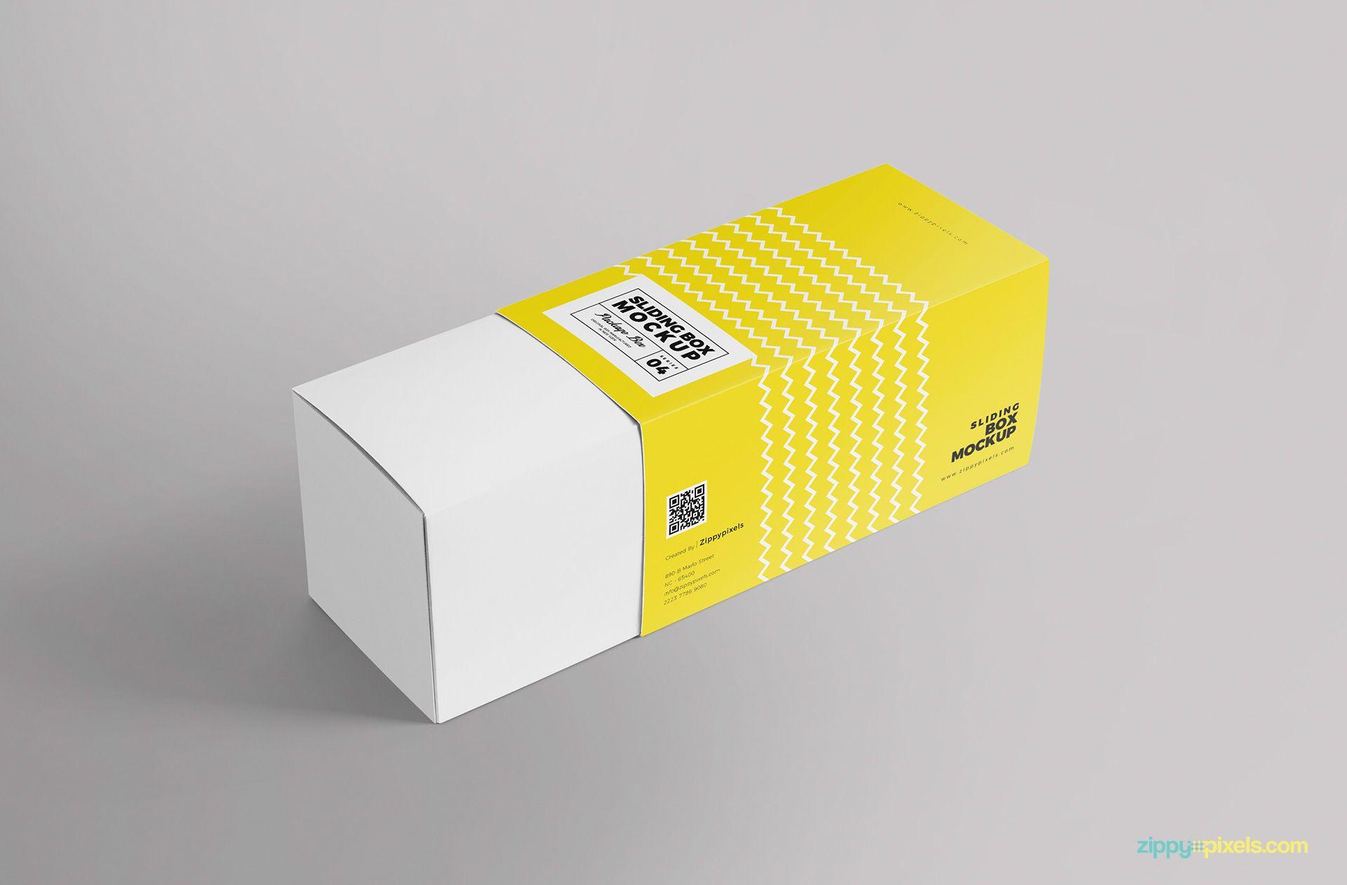 Download 3 Free Cardboard Drawer Box Mockups Zippypixels Box Mockup Slide Box Cardboard Drawers