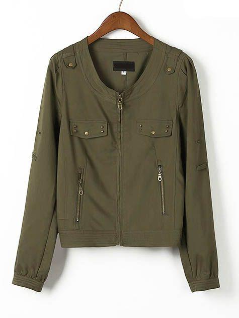 Jacket - my style.