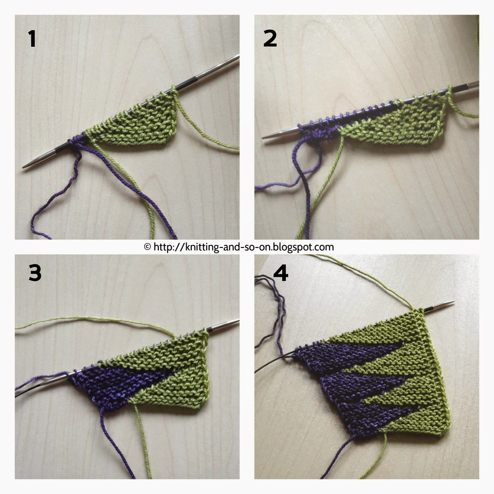 Knitting and so on: Monster Tooth Scarf | Schatz | Pinterest ...