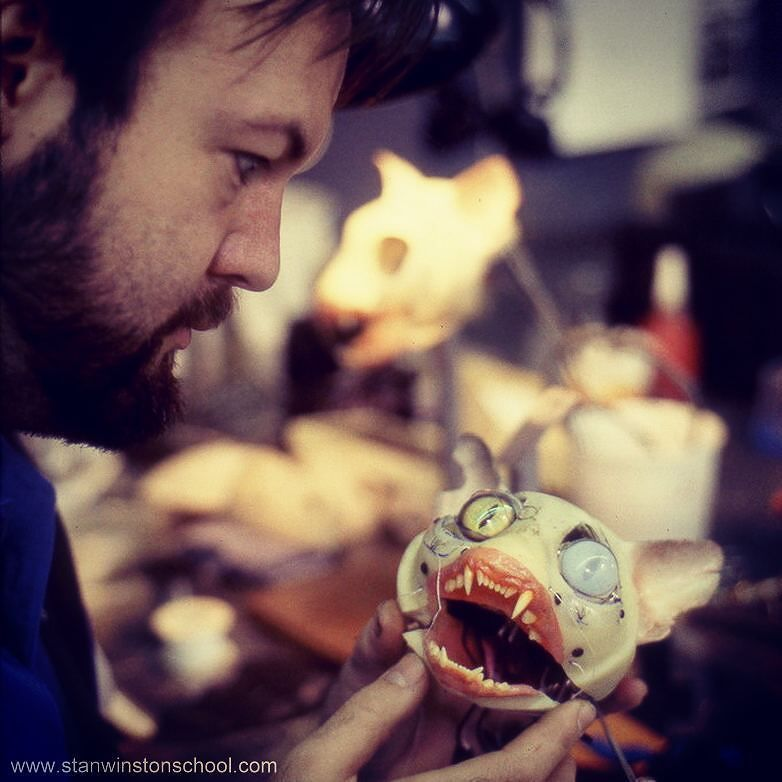 The Master Of #animatronic #creature Creation Mechanical