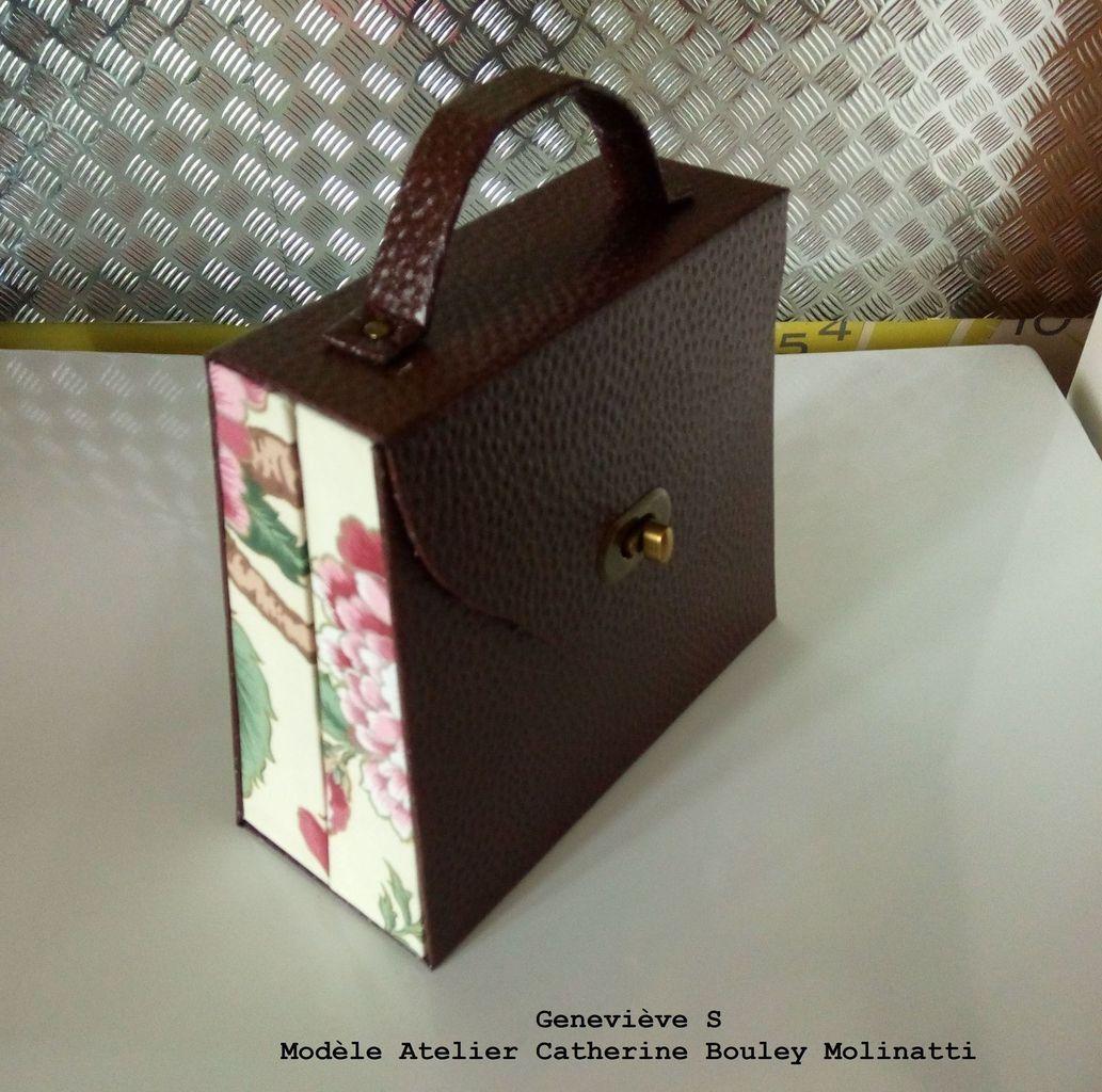 L Atelier De Catherine Bouley Molinatti Reims Ce Blog A Pour But De Partager Avec Vous Mes Realisatio Cartonnage Cartonnage Boite Meuble En Carton