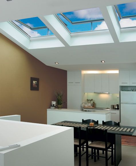 With Proper Design, The Cost Of Skylights Is Paid Back Often In Less Than  Two