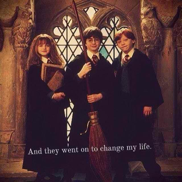 The HP trio <3