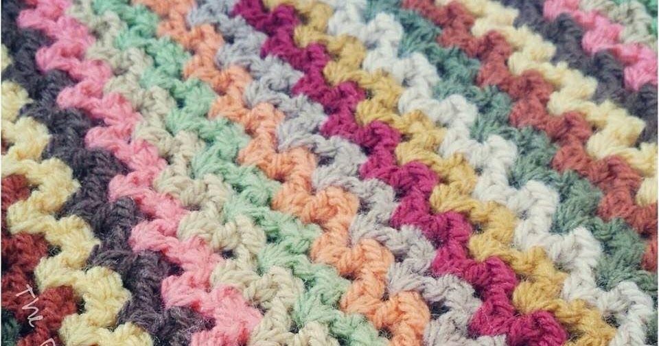 The Patchwork Heart: The amazing V Stitch | Crochet & Knitting ...