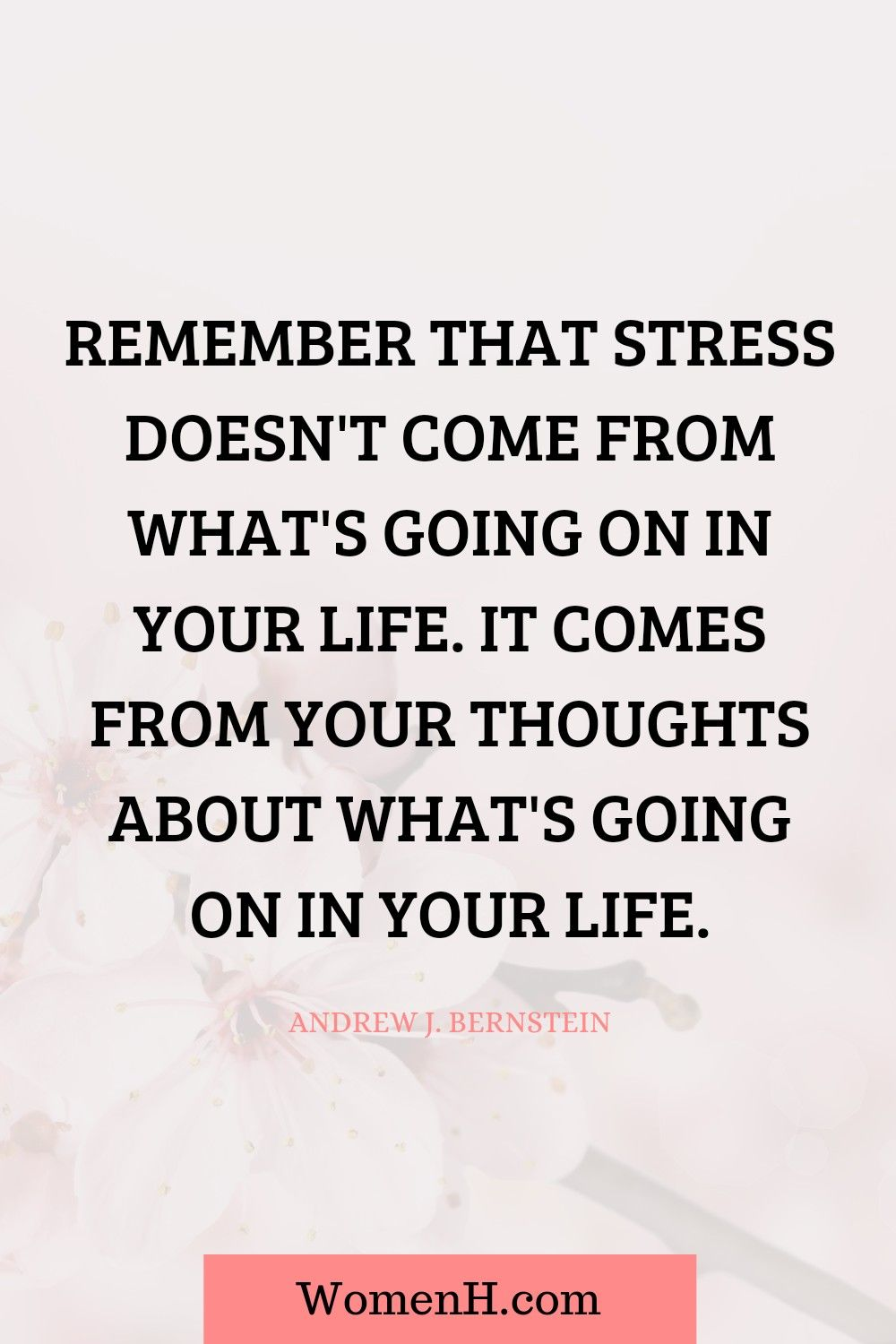 We stress about so many things every day. But, too much stress can lead to mental health issues. To help you fight againt stress, I have put together 35 of the best calming quotes for stress relief. I hope these quotes will help you relax and manage your stressful times