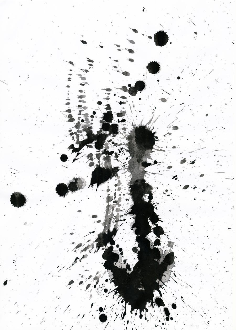 Spilled Ink With Images Ink Splatter Splatter Art Ink In Water