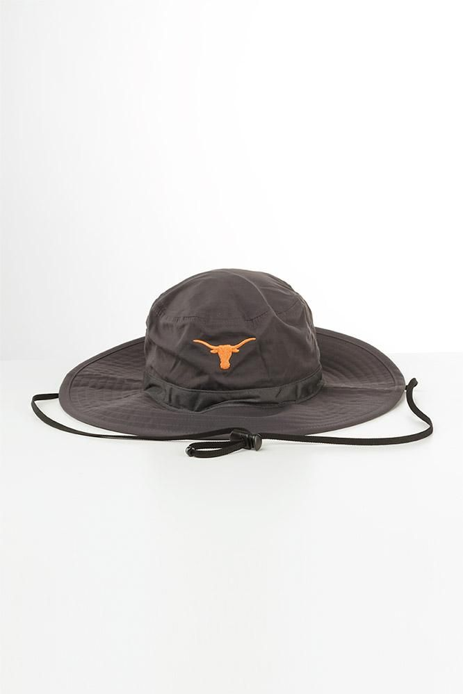 7ba9b54bf Head out fishing or camping in the great outdoors! This Nike Texas Longhorn Sideline  Bucket Dri-FIT cap will keep you dry and sun protected! Order today!