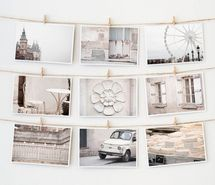 Big Ben, Collage, cafe, city. Resolution: 500x420 px.