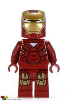 Iron Man - Brickipedia - Wikia