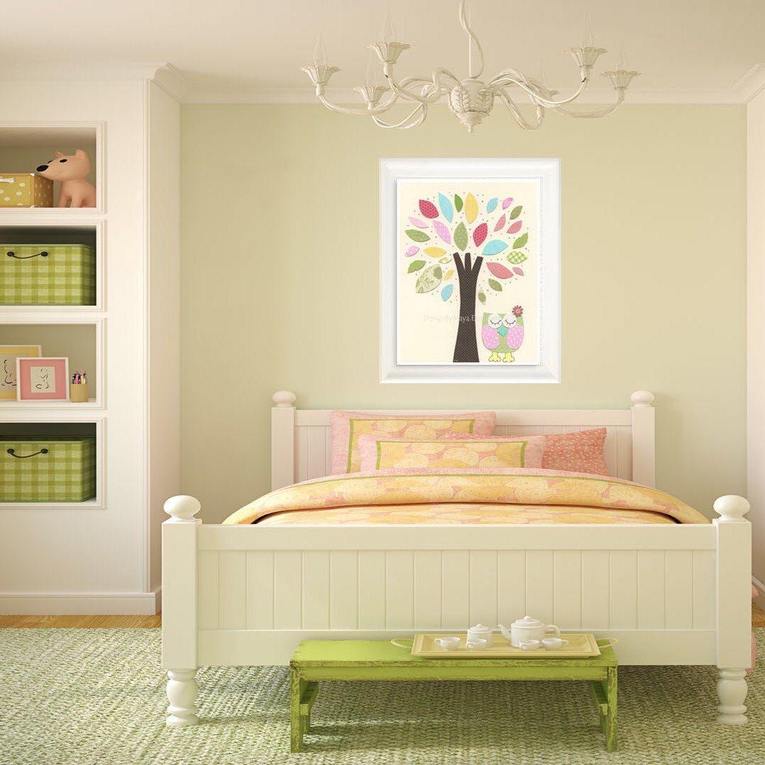 Nursery decor Baby girl Nursery wall art print Baby room decor ...