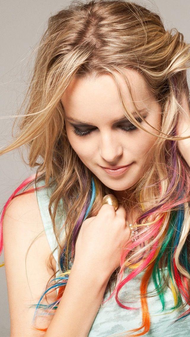 Rainbow hair!!!!!