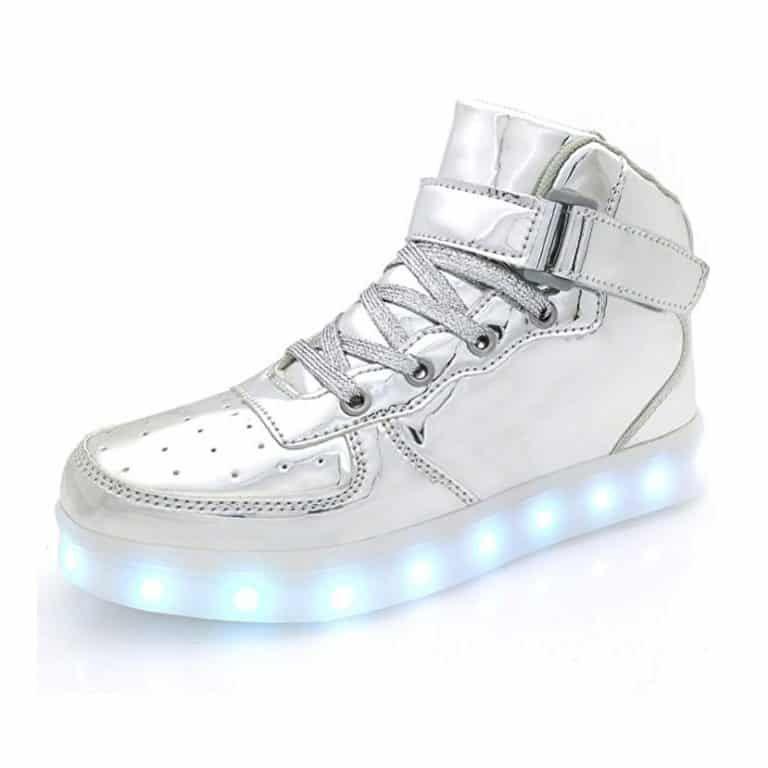 Toddler//Little Kid//Big Kid -US KID SIZE  1 Heelys Split Chrome Skate Shoe