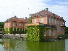 Maltesholm Slott. Kristianstad
