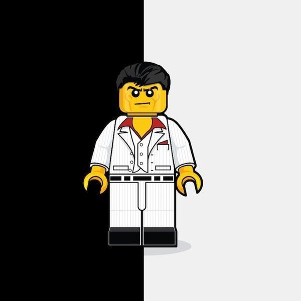 Die 80er in LEGO