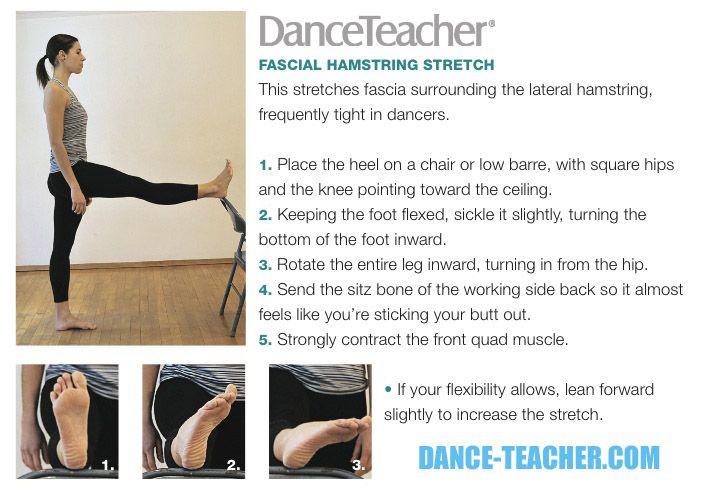 Pin Oleh Dance Teacher Magazine Di Health
