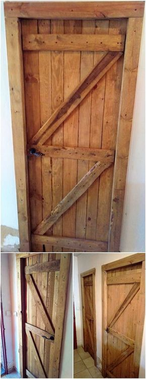 Make Something Different with Old Shipping Pallets | Wood ...