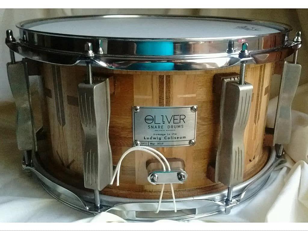 Oliver Snare Drums 14 x 7.5\