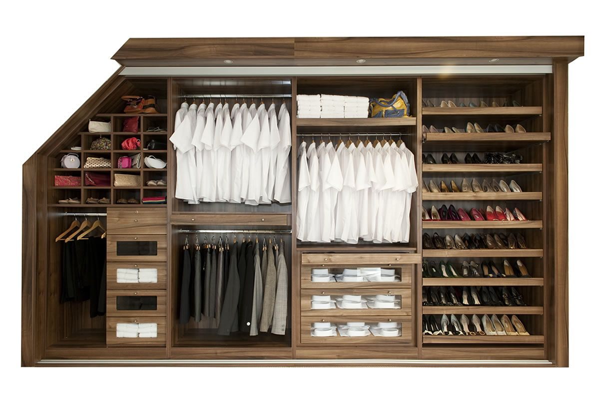 Our innovative storage solutions provide a place for everything
