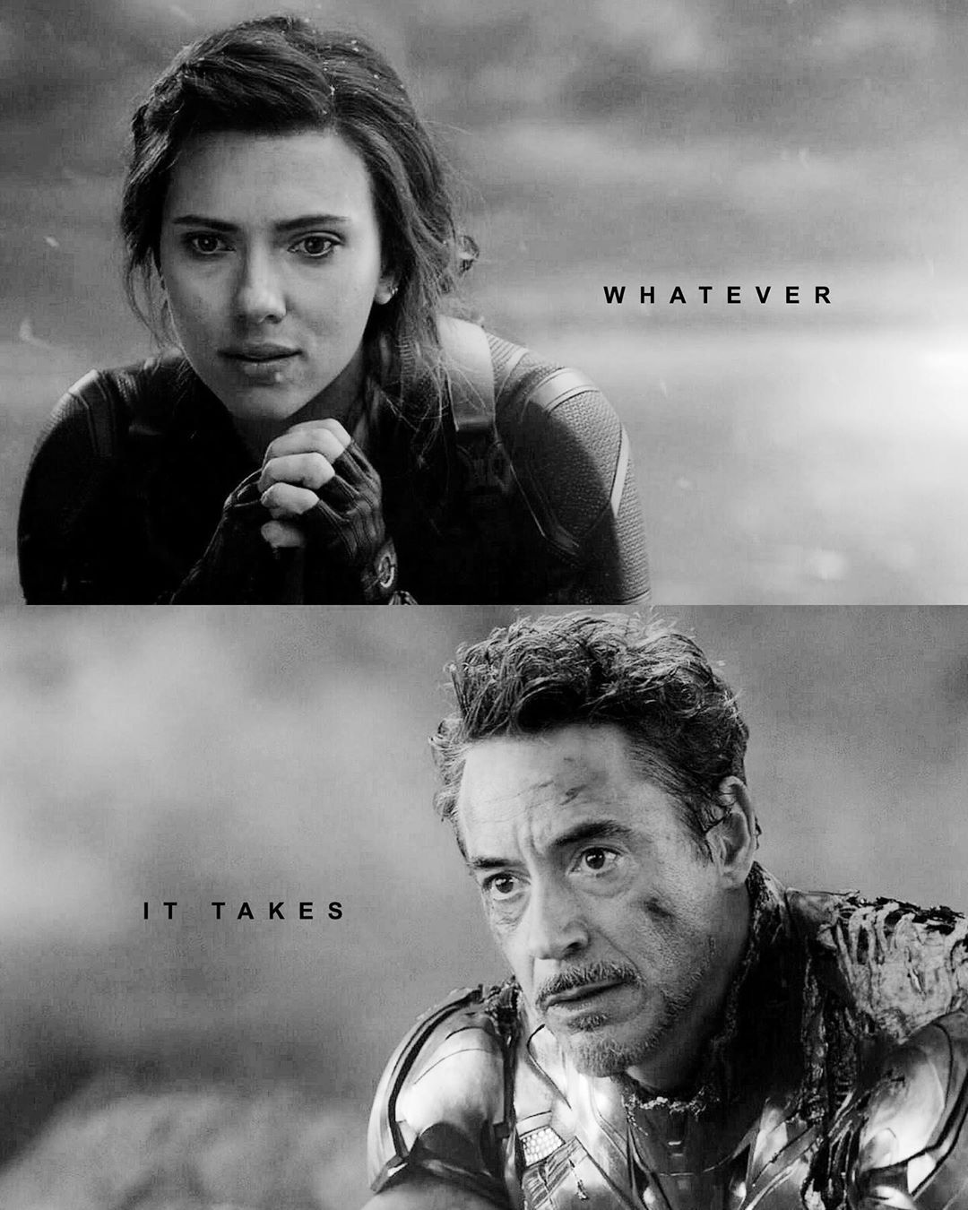 Whatever it takes. — i Marvel movies, Marvel universe