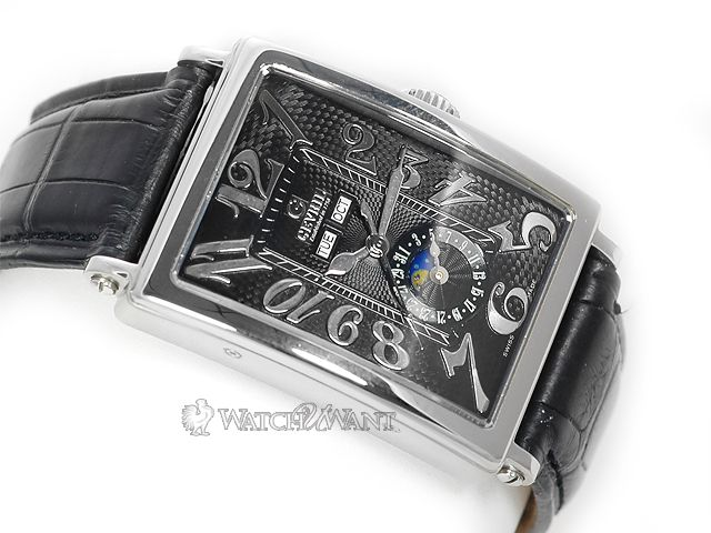 Gevril Avenue of Americas Triple Date Moonphase Automatic XL - Special Edition (500 Pieces) #watch
