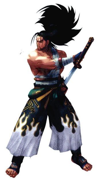 Heishiro Mitsurugi (Vs Mode) | Soul calibur characters ...
