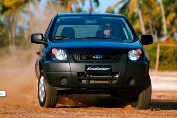 Ficha Tecnica Completa Do Ford Ecosport Xlt 2 0 At 2007 Ford Ecosport Ford Automotivo