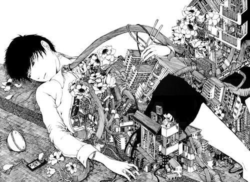 shintaro kago | Tumblr