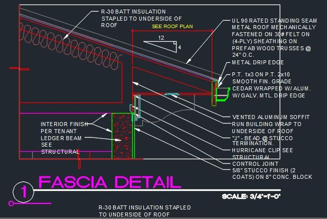 View Source Image Architecture Drawing Plan Batt Insulation Roof Plan