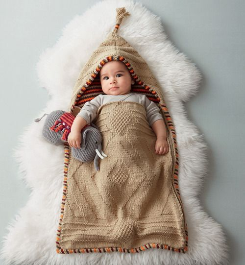 Adorable baby bag | I wish I could find the source!