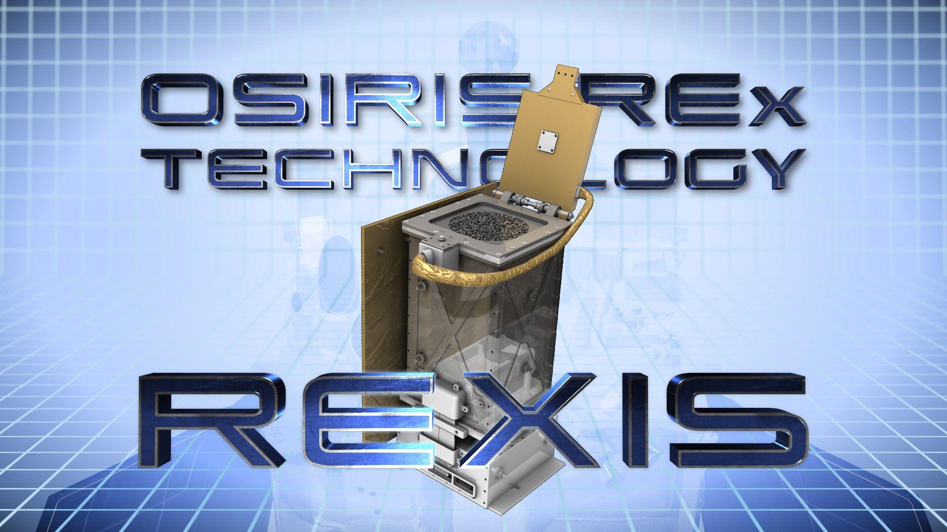 OSIRIS-REx Tech - Surveying an Asteroid with X-rays