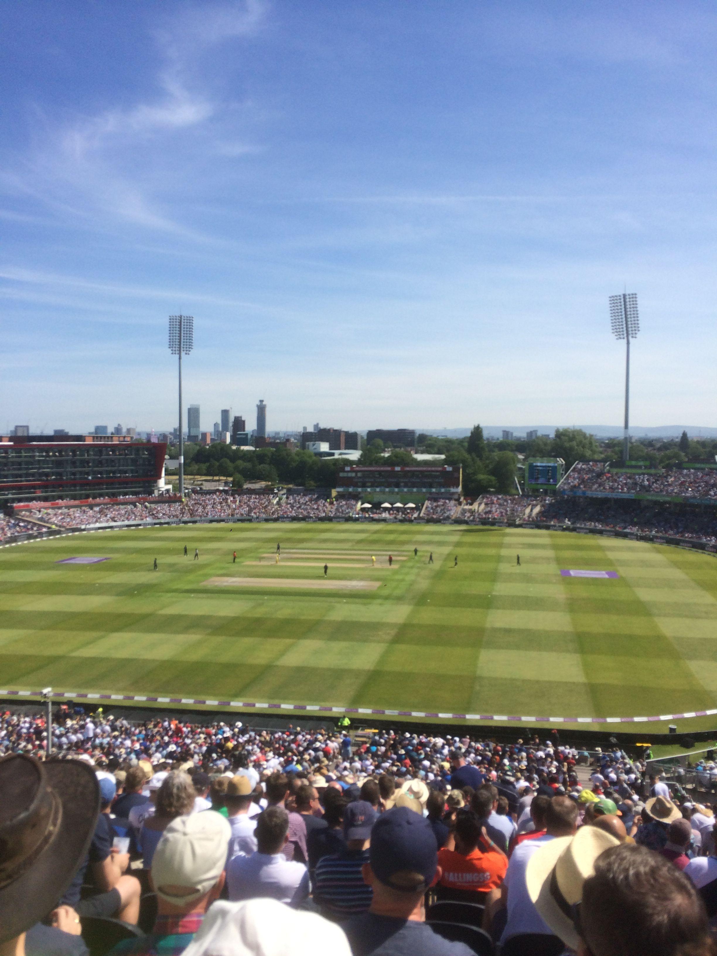 Cricket ground skipton photo field
