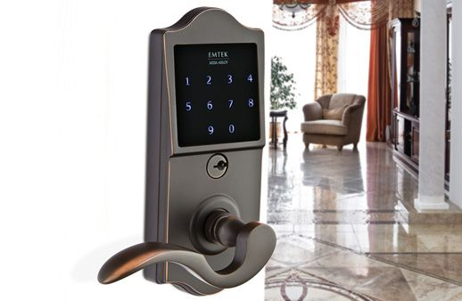 Products Whats New And Door Hardware Trends Emtek Products Inc