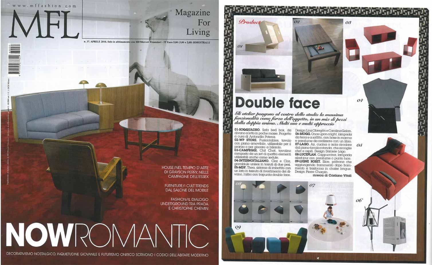 The lamp Once Upon A Light by Mogg / Design by Emanuele Magini has been featured on the Italian Magazine MFL  / http://www.mogg.it/Prodotti/Accessories/ONCE-UPON-A-LIGHT/  #mogg #moggdesign #EmanueleMagini #OnceUponALight #Lamp #CeilingLamp #FloorLamp #Lighting #Interior #Design #InteriorDesign #Italian #Furniture #ItalianFurniture #Magazine #MFL #Living