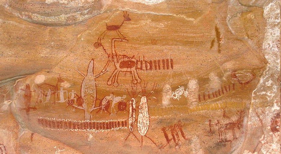 Prehistoric America plus the Ainu and Jomon