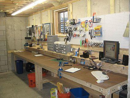 Organize Dadas workshop for Fathers Day Like – Organize Garage Plans