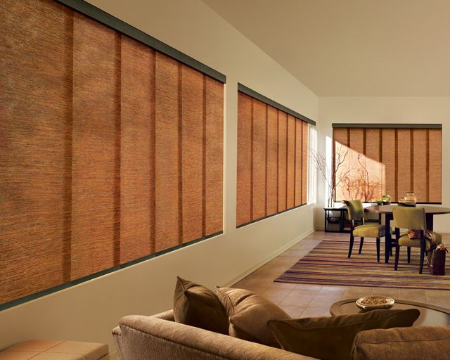 Skyline Gliding Window Panels With Wand Eclectic Window