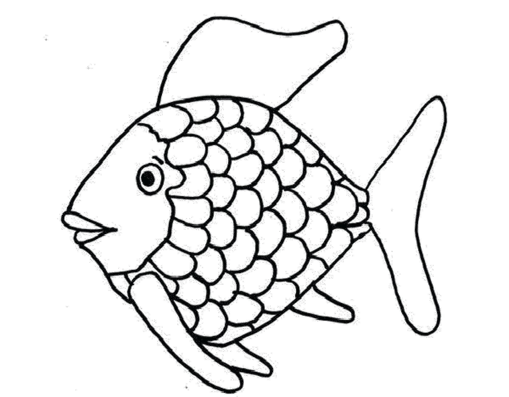 Rainbow Fish Coloring Page Beautiful Inspiring Crawfish Coloring Page Fiestaprint Rainbow Fish Coloring Page Fish Coloring Page Printable Coloring Pages