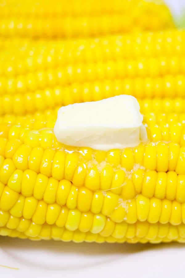 how long does fresh corn take to boil
